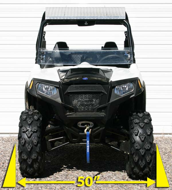 STI RZR 50-In Trail Fr